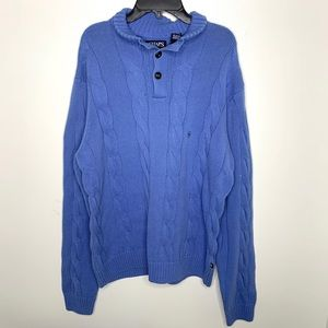 < NWT Men's Chaps Sweater >